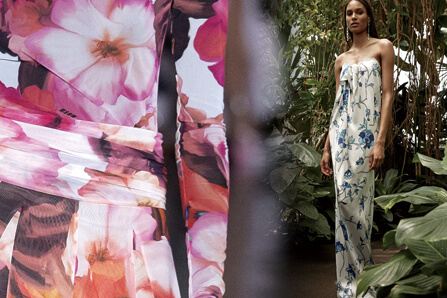 How to Style Flora Prints Like A French Woman