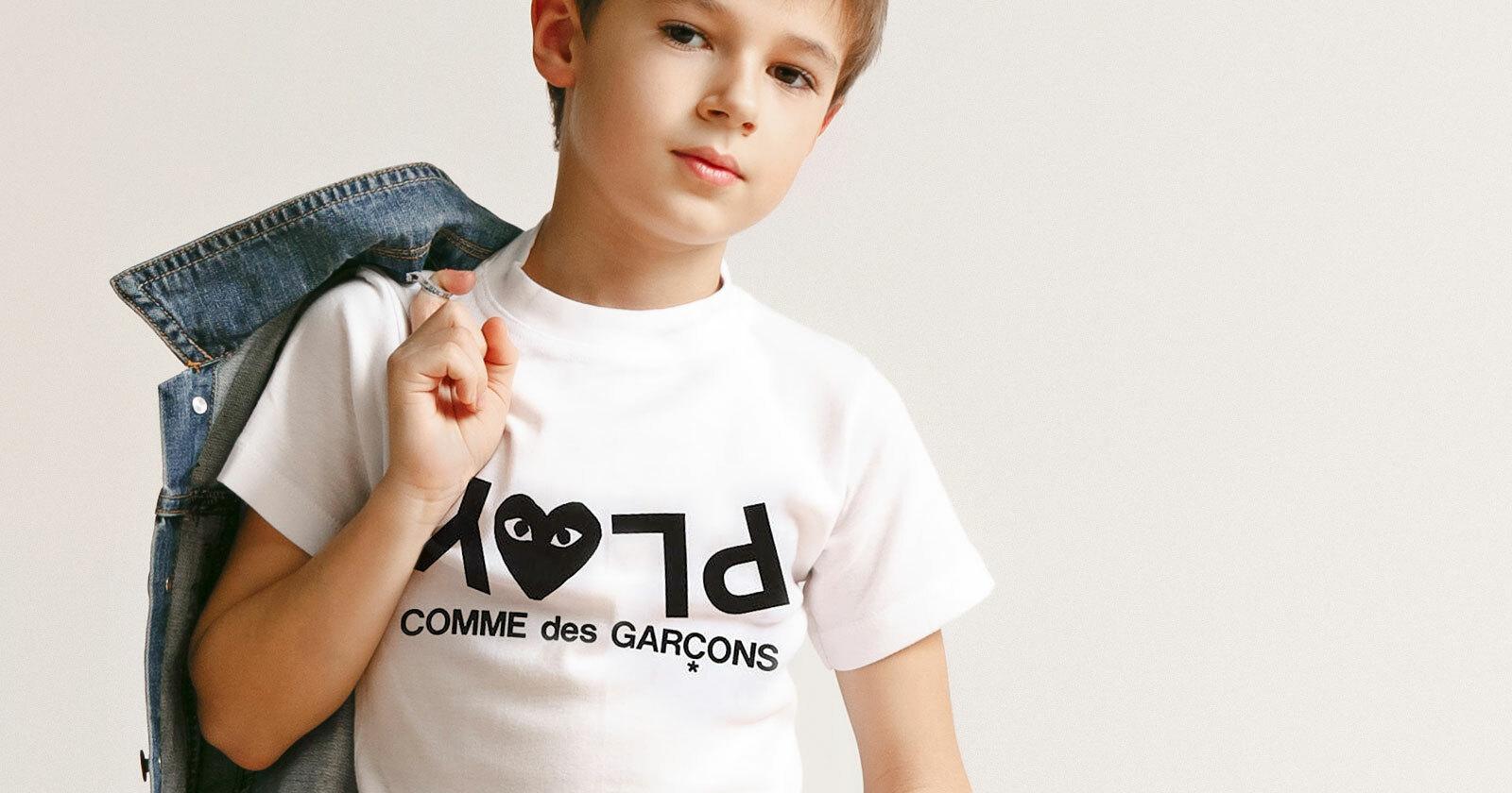 COMME des GARÇONS Kids